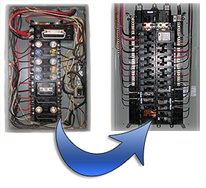 Anthem Electrical Panel Upgrades