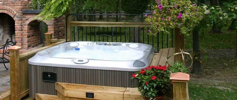 Anthem AZ Hot Tub Electrical Installation